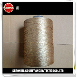 100% polyester embroidery thread 150D/2