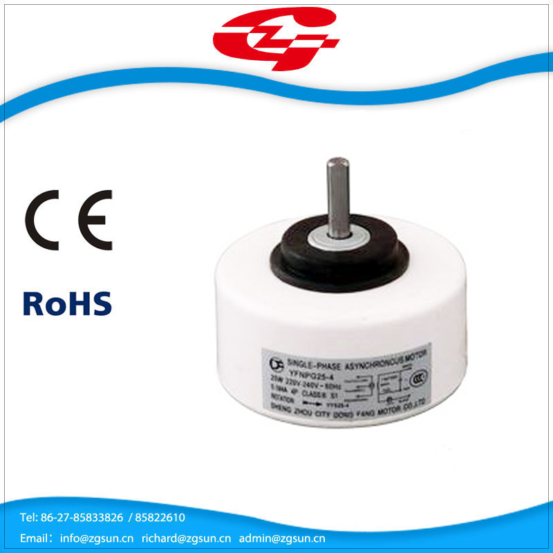 air conditioner indoor fan motor single phase capacitor motor 25W