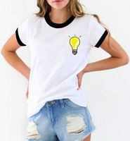 2017 Brand New women top quality t shirt Fancey t-shirts for kids
