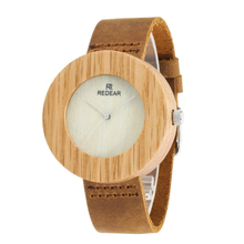 100% natural bamboo watches, wooden watches women, trial order 50pcs