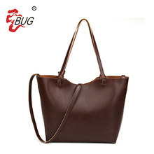 Wholesale Low Price Fashionable Tote Bag Ladies Leather Handbags for Women