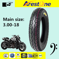High quality motorcycle tire 3.00-18 6pr/8pr new pattern