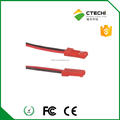 10cm JST Connectors Plug Cable With 3135 20AWG Silicone Wire