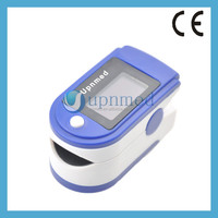 fingertip pulse oximeter, use with digital technology