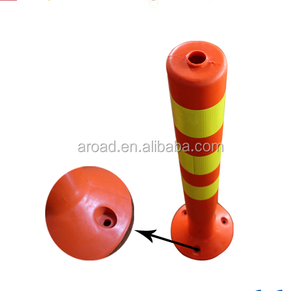 Lower Price Flexible Delineator Post/Traffic Delineator Post Road Delineators