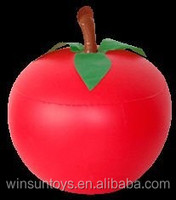 Red Inflatable Apple for Advertisement