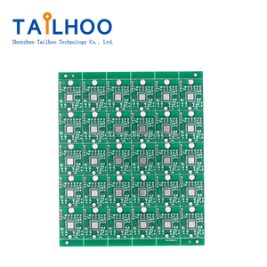 Low cost pcb prototype pcb assembly