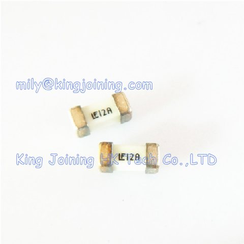 New and Original SMD Fuse 0451012.MRL 0451012.MR 1808 12A 65V Fast Acting Fuse 50pcs/bag