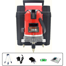 FS5-R2016S Cheap Price and Selling Quickly, Red Beam Laser Level, 4V1H Self Cross Line Laser