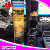Plastic cylinder/ cylinder/plastic thread tube of grease