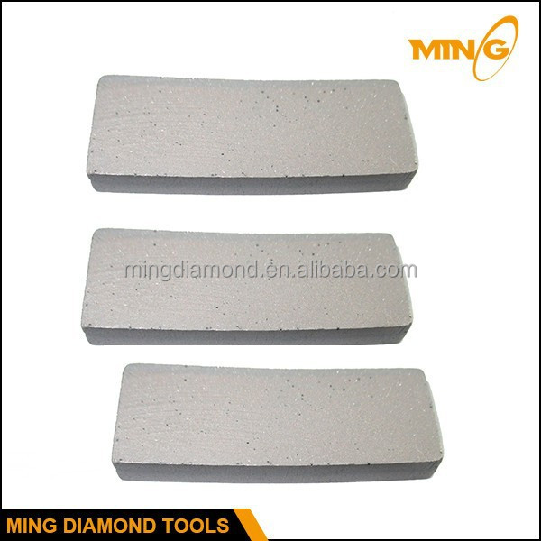 600mm 700mm 800mm Stone Cutter Part Of Diamond Stone Cutting Teeth