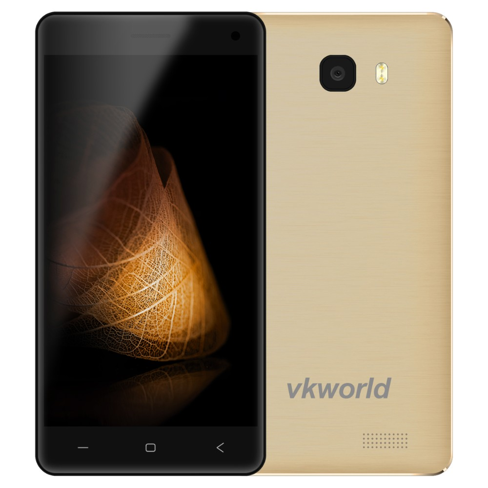 "2016 new model OEM handphone 5.0""IPS RAM:1G+ROM:8G 2000mAh camera 5+8MP 4g phone vkworld T5 SE"