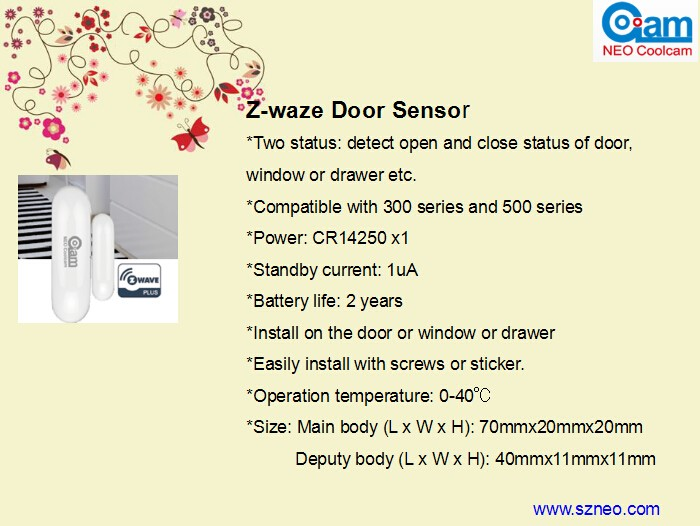 EU and RU Frequency z wave smart home automation z-wave wall switch