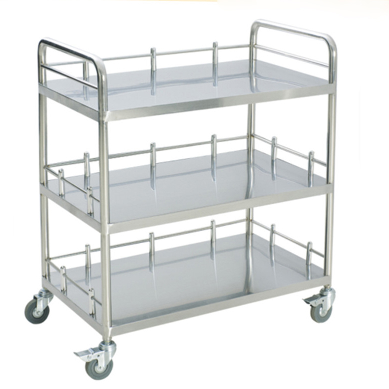 Medical Appliances Hospital Equipments Surgical Instruments Trolley Cart
