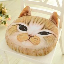 french home decor wholesale round chair cushion seat pads