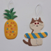 The Cute Cotton Air Freshener The