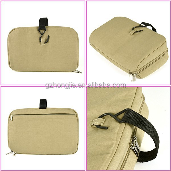 wholesale nylon/pu/pvc/leather/mesh/canvas cosmetics bag (factory) with compartments