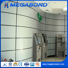 Megabond wall panels decorative indoor,aluminum plastic composite panel for interior house wall