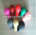 silicone car gear shift knob cover