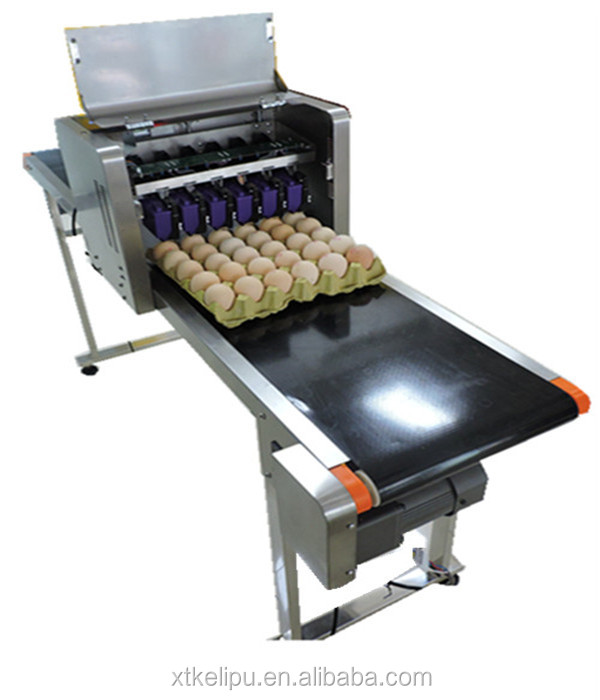 High resolution High speed High efficiency egg inkjet printer/egg coder machine/egg printing machine