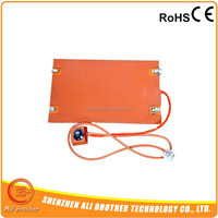 Silicone Heater For Car Battery