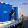 DANA Sheet Hoardings Corrugated Fencings Suppliers in UAE Fences Perimeter Barricades Temporary Site FENCE in Dubai, Abu Dhabi