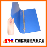 A4 A5 paper file folder metal 2 3 4-O ring binder.