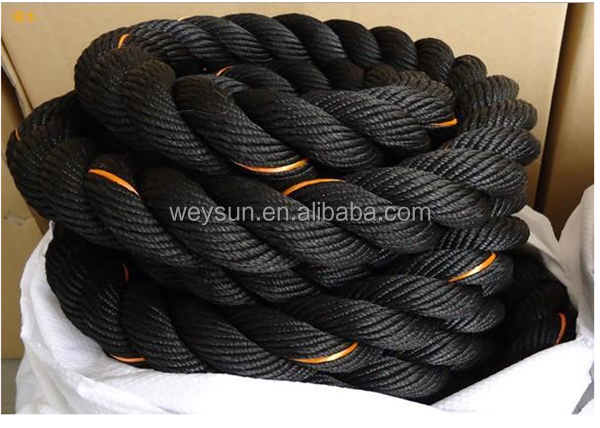 Battle Rope Power Training Ropes For Fitness Physical Training