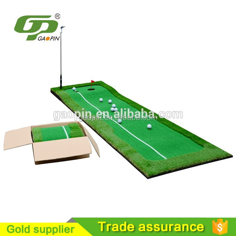 Golf putting green , golf putting mat 0.75*3m