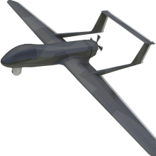 Bionic Flapping-wing Mini Surveillance Drone