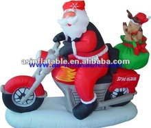 new products inflatable merry christmas products 2012