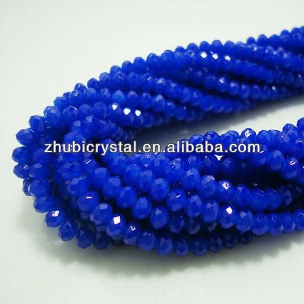 coating color jewelry accessories glass bead