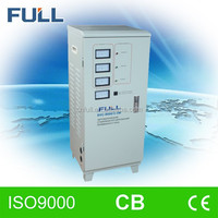 220V SVC Single Phase high accuracy 5kw stabilizers
