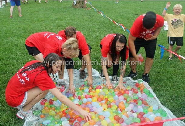 Factory Price 111pcs Water Balloons Filling in One Minute Bunch O Balloon to USA