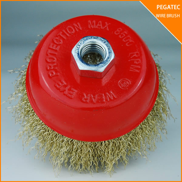 diamond rough polishing wheel high quality abrasive tools wire brush