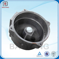 Quality spheroidal graphite cast iron grey iron casting