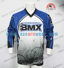 2017 New Style Custom Made Motocross Racing Jerseys