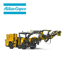 Atlas Copco Boltec M E SL 235 rock bolting rig underground mining blast hole tunneling drilling rig