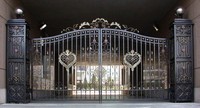 wrought iron main gate designs best price