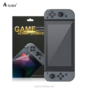 New coming !! Nano Anti-scratch Anti-broken Game Screen Protector For Nintendo Switch