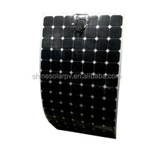 Low Price Semi Flexible Solar Panel 120w 100w 150w 180w 200w 250w