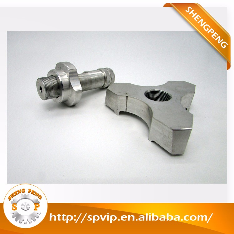 Hot sell 2017 new products customized alloy steel cnc machining parts