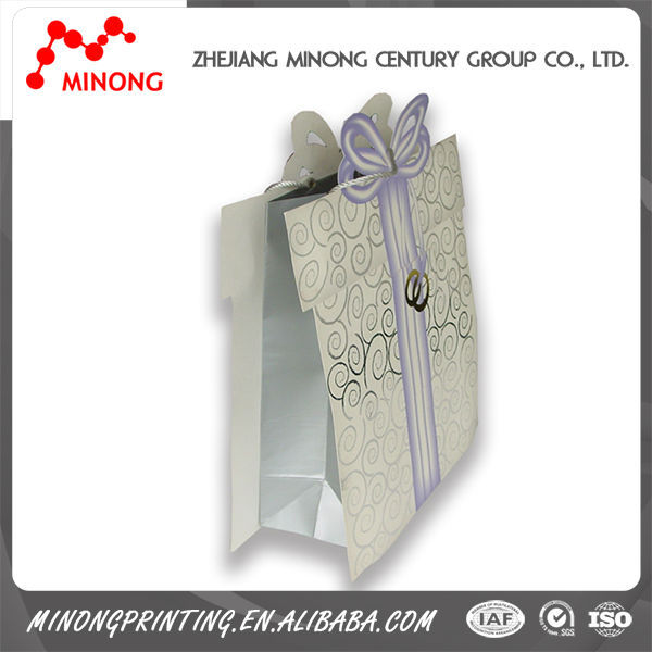 Factory sale various widely used different types of paper bags