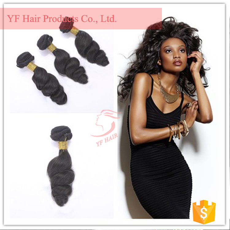 wholesale raw dropshipping brazilian african american hair products