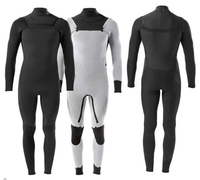 2015 lastest top quality 9mm thick dive wetsuit