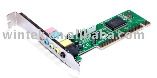 CMI8738 6CH PCI sound card
