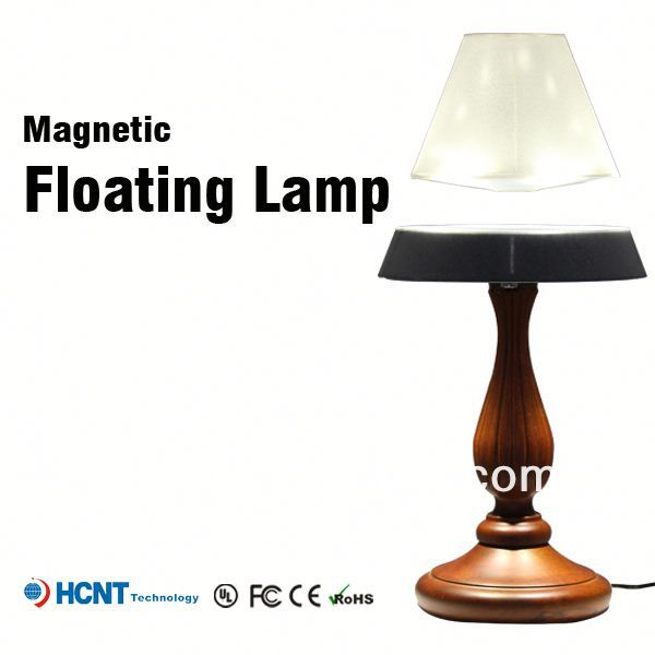 2013 New technology !Magnetic floating garden lights ,garden rock light 12v