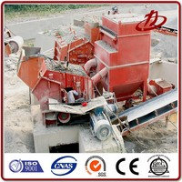 Crush cars dust collector