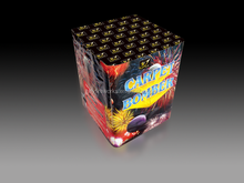 Carpet Bomber 36 Shots Outdoor Cakes Fireworks