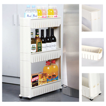 Multifunctional kitchen new arrvial storage plastic racks